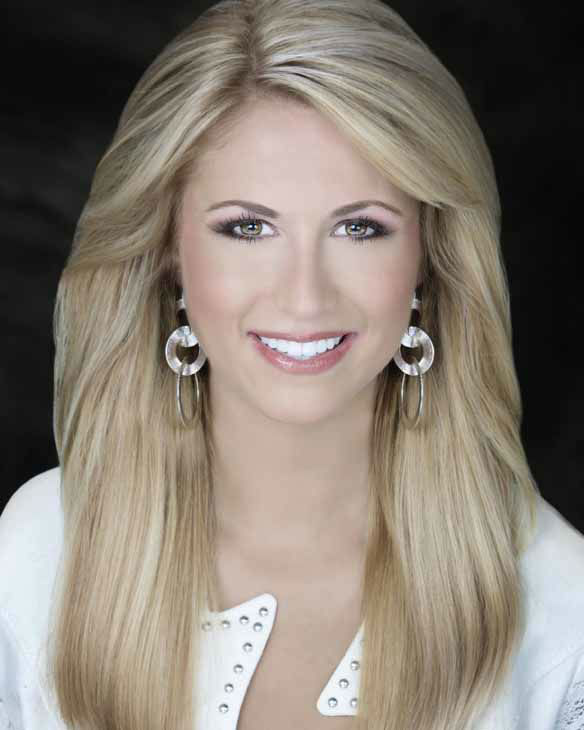 Miss Florida Laura McKeeman
