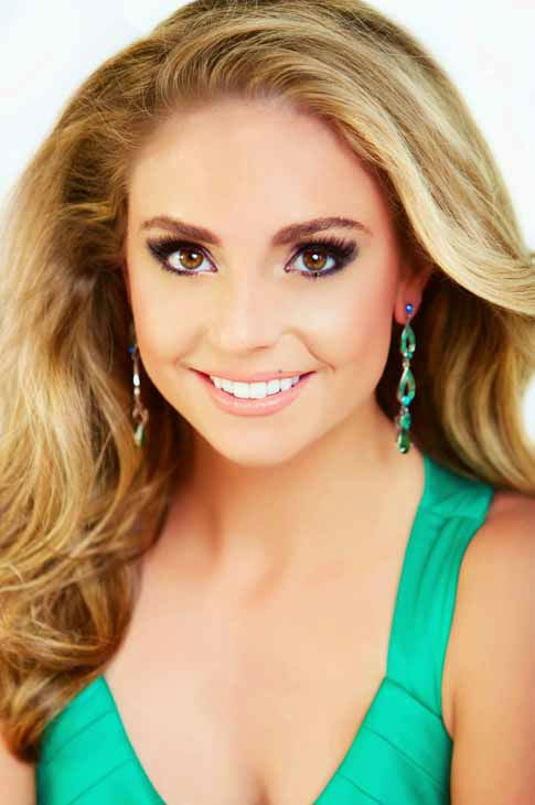 Miss Massachusetts Taylor Kinzler Hi Res Photo