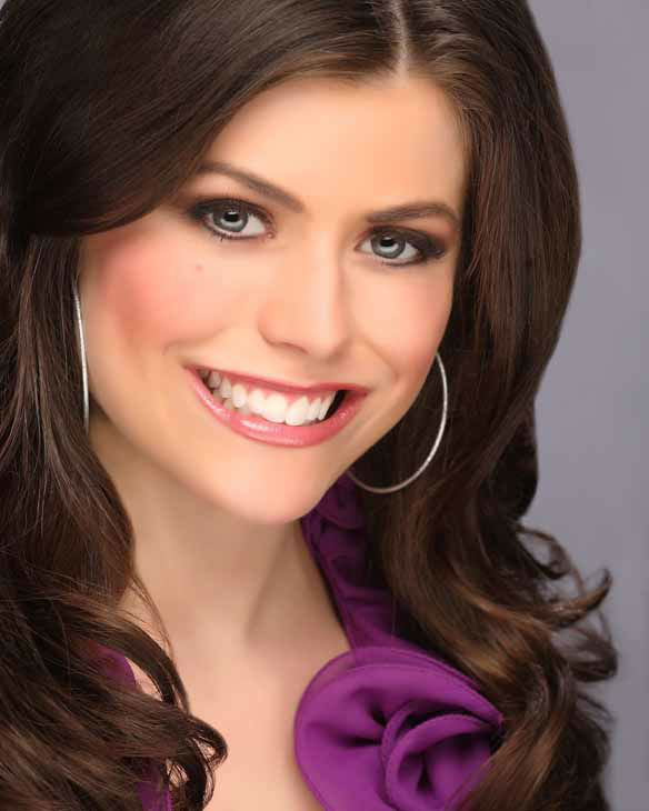Miss Michigan Angela Venditti