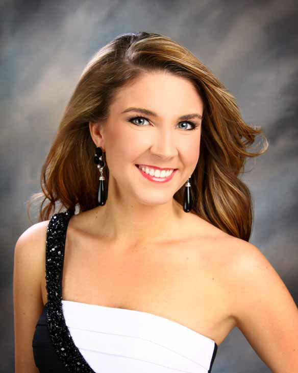 Miss Oregon Nichole Mead
