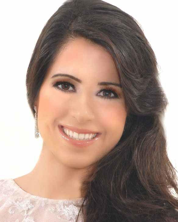 Miss Puerto Rico Kiaraliz Medina