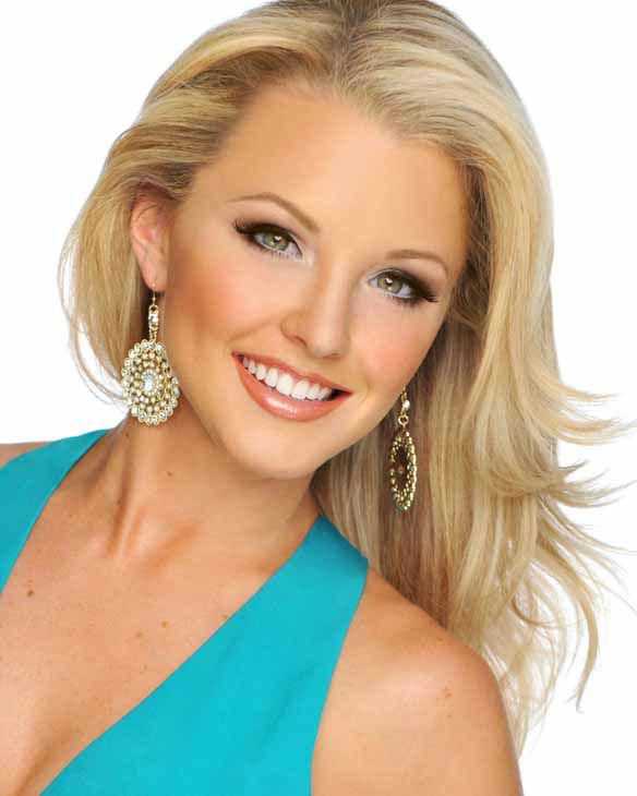 Miss Rhode Island Kelsey Fournier
