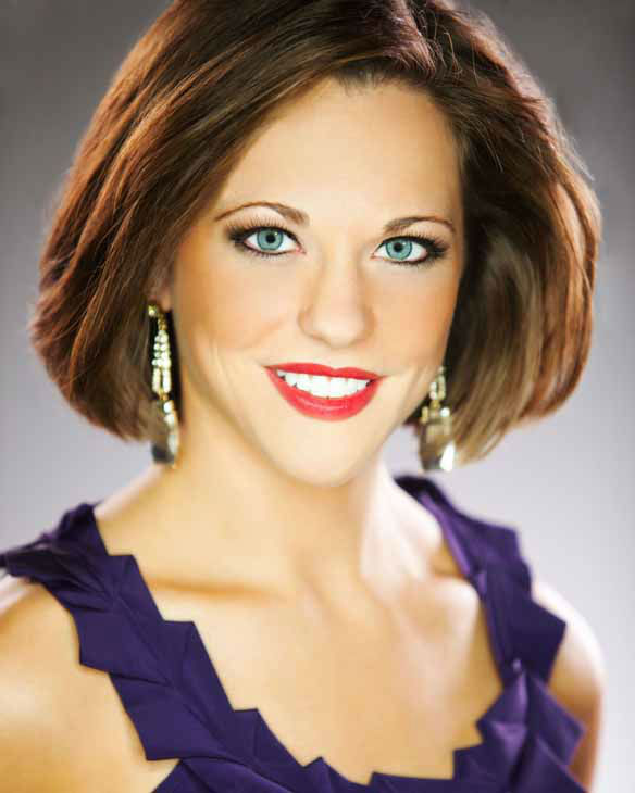 Miss South Dakota Calista Kirby <span class=meta>(Photo&#47;Photographer: Rod Evans)</span>