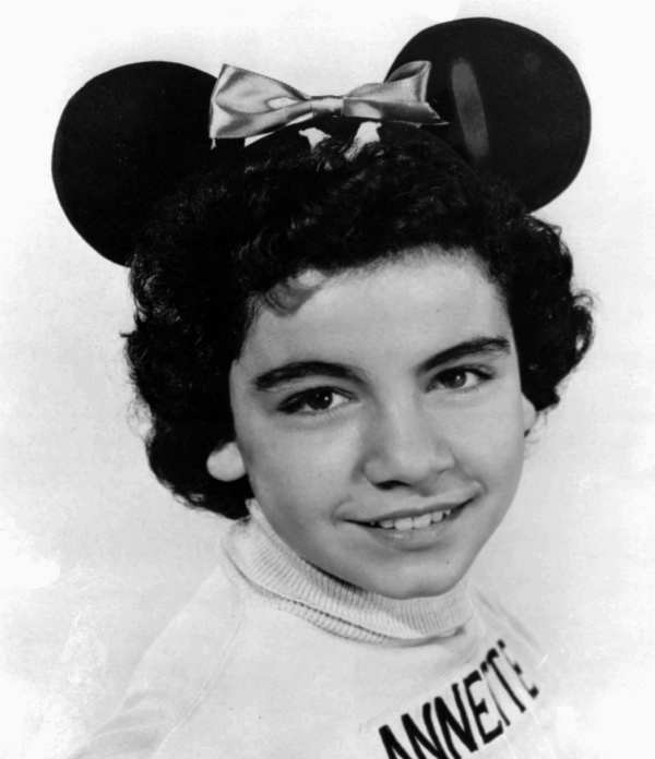 Annette Funicello, beloved Disney Mouseketeer and iconic teen star, has died at the age of 70.   <span class=meta>(AP Photo)</span>