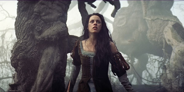 This film image released by Universal Pictures shows Kristen Stewart in a scene from &#34;Snow White and the Huntsman&#34;.  <span class=meta>(AP Photo&#47;Universal Pictures)</span>