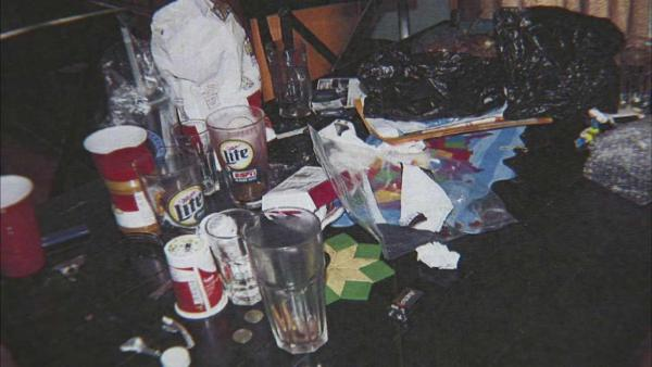 A local family's vacation was ruined because while they were out of town, police say, teens turned their home into a drug-fueled party house.