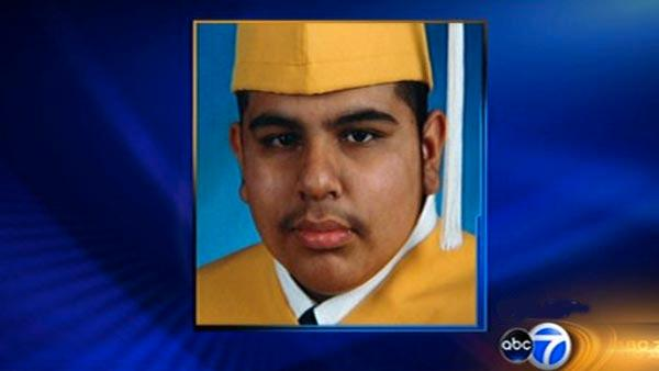 John Mendoza, 16, died after he was apparently beaten.