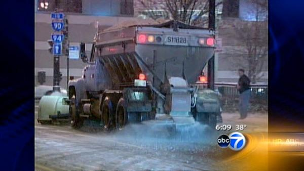 Road salt prices skyrocket, alternatives sought