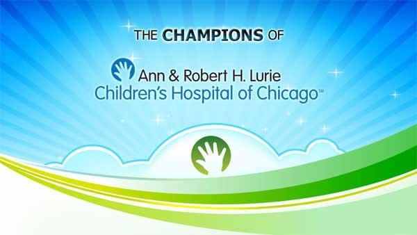 The Champions of Lurie Children's Hospital