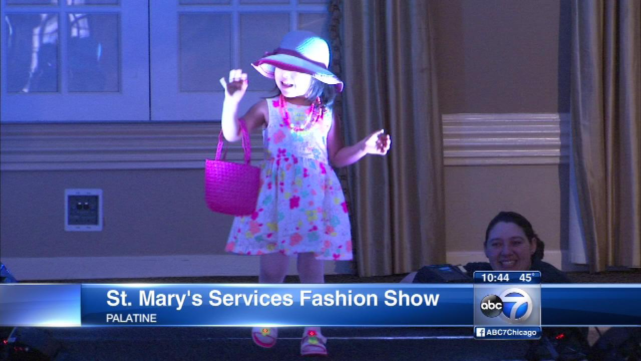 St. Mary's Services holds fashion show to benefit expecting mothers