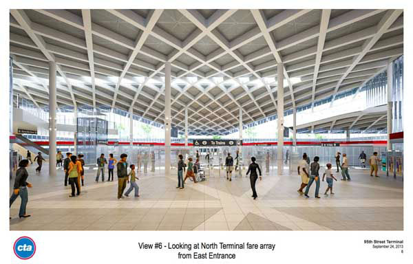 "<div class=""meta image-caption""><div class=""origin-logo origin-image ""><span></span></div><span class=""caption-text"">Chicago Mayor Rahm Emanuel's office released images of design plans for the new 95th Street CTA Red Line station. (Photo/Tom Alexander)</span></div>"
