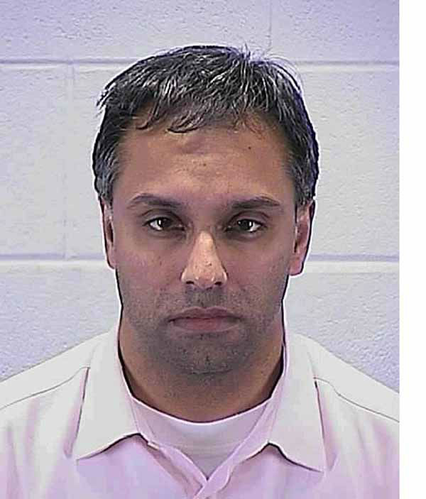 Manoj  A. Enas, 40. A two-day prostitution sting staged this week by Aurora Police Special Operations investigators resulted in charges against 21 men and five women.