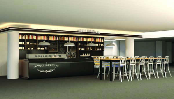 Locally owned-and-operated Intelligentsia Coffee, which currently operates a coffee bar in Terminal 5, will have a cafe.  <span class=meta>(Photo&#47;Chicago Department of Aviation)</span>