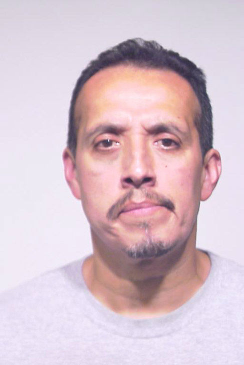 "<div class=""meta ""><span class=""caption-text "">Rogelio Rivera charged with Manufacturing/ Delivery of Heroin. Chicago Police announced the results of a joint law enforcement operation that targeted heroin buyers and sellers on the City's West Side on Tuesday, May 1, 2012. </span></div>"