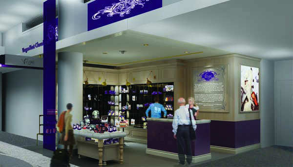 The additions, expected to be complete in Fall 2013, include Chicago-based restaurants and brands like Vosges Haut Chocolat, according to the Chicago Department of Aviation. So travelers will get a chance to shop and dine while waiting for their flights. <span class=meta>(Photo&#47;Chicago Department of Aviation)</span>
