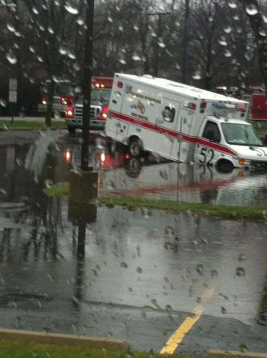 "<div class=""meta ""><span class=""caption-text "">Ambulance towed from near 21st and Pekara in the Buffalo Grove/Riverwoods Area (Facebook fan Kristin Vole)</span></div>"