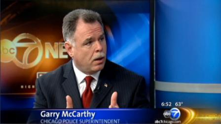 Chicago Police Superintendent Garry McCarthy had minor surgery Thursday.