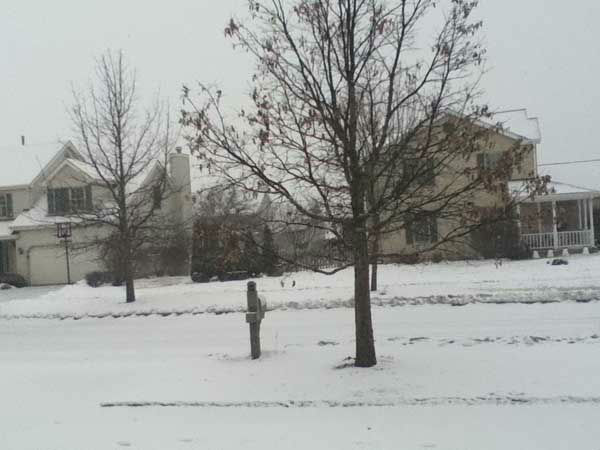 Submitted by an ABC 7 viewer from Geneva. Send your snow photos to USeeIt@abc7chicago.com