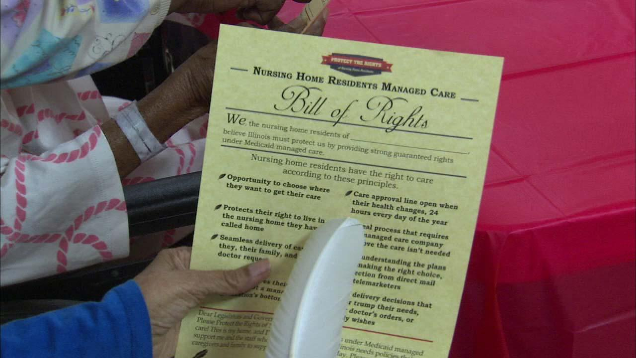 Nursing Home Residents Bill Of Rights New York