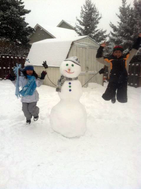 Submitted by an ABC 7 viewer from Lake in the Hills. Send your snow photos to USeeIt@abc7chicago.com