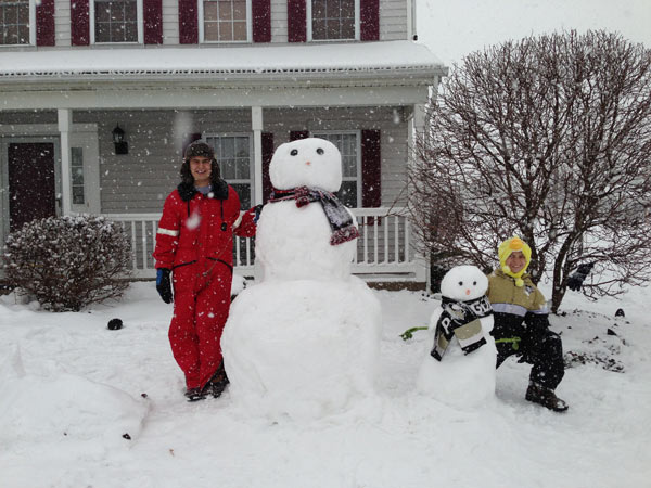 Submitted by an ABC 7 viewer from Plainfield. Send your snow photos to USeeIt@abc7chicago.com