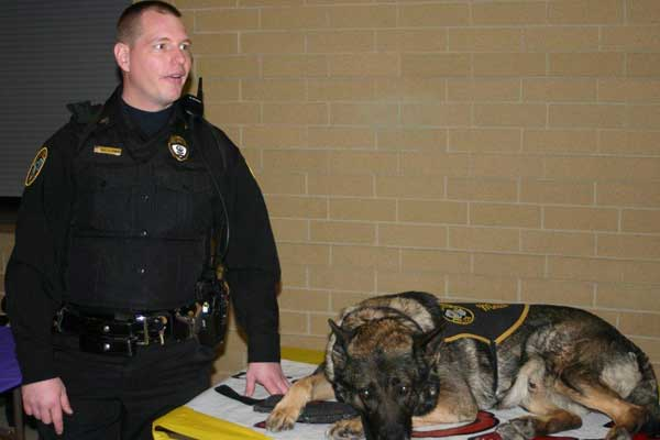 "<div class=""meta image-caption""><div class=""origin-logo origin-image ""><span></span></div><span class=""caption-text"">Not only are Maxx and Sgt. Combs out on everyday police business, they're also repeat winners of the Regional K-9 Associations' Canine Olympics, a two-day competition involving an obstacle course and other commands.  (Wauconda Police Department)</span></div>"