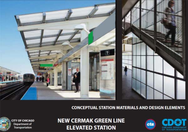 New, proposed Cermak station on Green Line <span class=meta>(CDOT)</span>