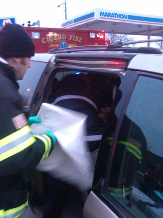 "<div class=""meta ""><span class=""caption-text "">Emergency crews at scene of baby birth</span></div>"