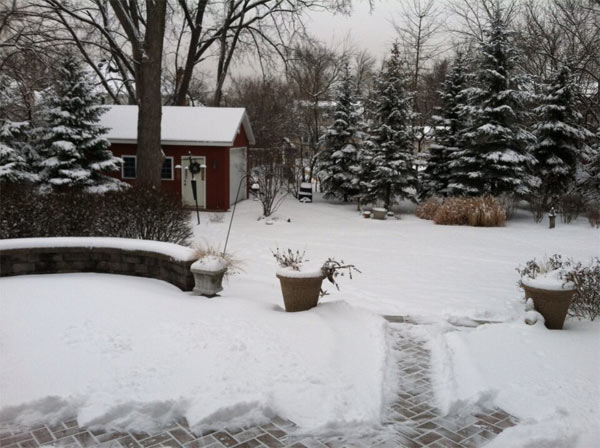 "Image courtesy ABC7's meteorologist Philip Schwarz ?@SchwarzABC7: "" Now that looks more like winter"""