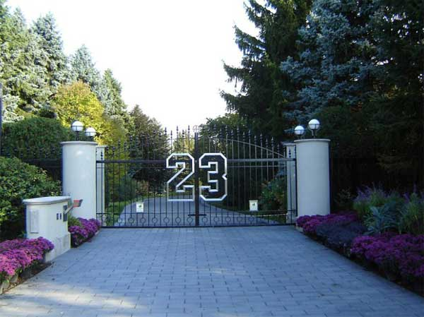 Michael Jordan home for sale