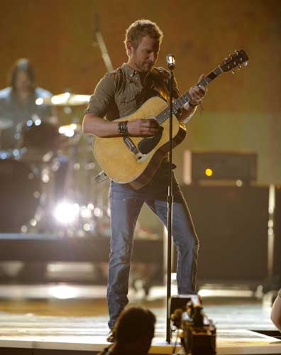 On Sunday, July 15, country music singer Dierks Bentley performs at 4:45 p.m. at the Taste of Chicago 2012. <span class=meta>(AP Photo&#47;Mark J. Terril &#40;FILE&#41;)</span>