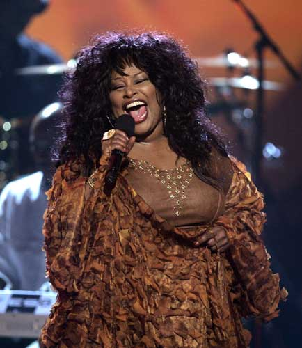 On Saturday, July 14, 2012, R &amp; B star Chaka Kahn will headline at the Taste of Chicago. <span class=meta>(AP Photo&#47;Chris Carlson, FILE)</span>