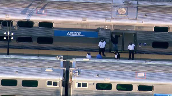 "<div class=""meta image-caption""><div class=""origin-logo origin-image ""><span></span></div><span class=""caption-text"">A suspicious package at the Van Buren station led police to stop all service on the South Shore and Metra Electric lines, which use that station in downtown Chicago. (WLS Photo/ Chopper 7 HD)</span></div>"
