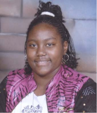 "<div class=""meta ""><span class=""caption-text "">Melvanique Leftridge, 13, missing from the 10500-block of South Oglesby. 5'7"", 185 lbs., last seen wearing a pink jacket with a purple P on the left side of the chest, purple and white piping trim and blue jeans. (CPD)</span></div>"