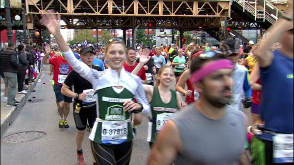 "<div class=""meta image-caption""><div class=""origin-logo origin-image ""><span></span></div><span class=""caption-text"">Thousands of runners hit the streets and millions lined the route amidst tight security for the 2013 Chicago Marathon on October 13, 2013</span></div>"