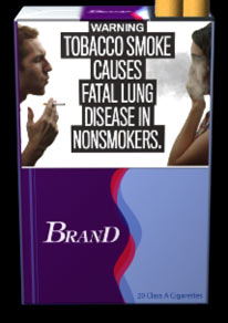 "<div class=""meta ""><span class=""caption-text ""> Proposed image as it would appear on a cigarette package.  (from FDA.gov)</span></div>"