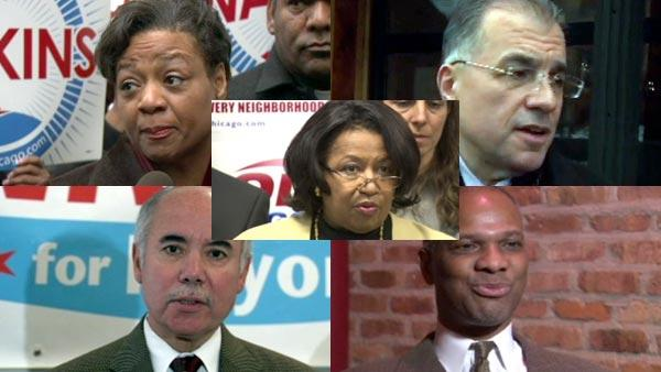 Mayoral candidates react to Rahm ruling