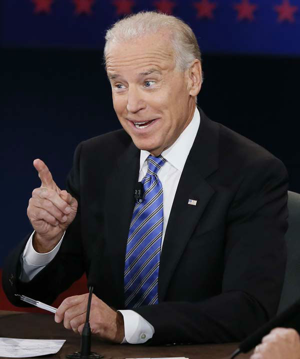 "<div class=""meta ""><span class=""caption-text "">Vice President Joe Biden answers a question during the vice presidential debate at Centre College, Thursday, Oct. 11, 2012, in Danville, Ky. (AP Photo/Pool-Rick Wilking) (AP Photo/ Rick Wilkins)</span></div>"