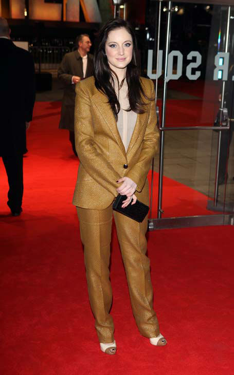 Andrea Riseborough seen at the world premiere of Jack Reacher at the Odeon Leicester Square on Monday, Dec. 10, 2012, in London. &#40;Photo by Jon Furniss&#47;Invision&#47;AP&#41; <span class=meta>(AP Photo&#47; Jon Furniss)</span>