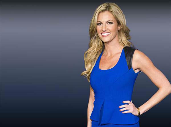 ESPN sports reporter Erin Andrews <span class=meta>(AP Photo)</span>