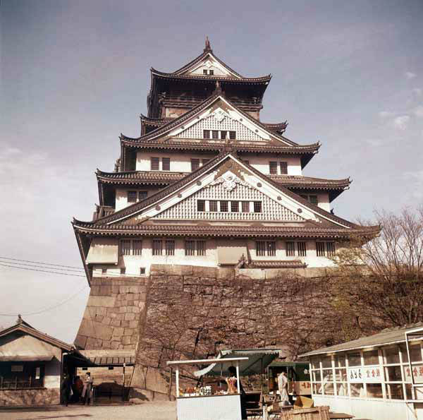 3. Osaka: One of Japan&#39;s most famous castles, Osaka Castle, is seen in this file photo. <span class=meta>(AP Photo&#47; XJFM)</span>