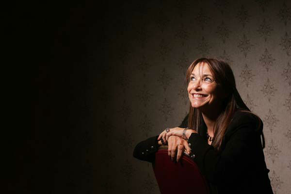 FILE - In this Sept. 14, 2010 file photo, actress Karen Allen poses for a portrait to promote the film &#34;White Irish Drinkers&#34; at the Toronto International Film Festival, in Toronto. Allen is perhaps best known for her role the first Indiana Jones film and the most recent sequel &#34;Indiana Jones and the Kingdom of the Crystal Skull.&#34;  &#40;AP Photo&#47;Carlo Allegri, File&#41; <span class=meta>(AP Photo&#47; Carlo Allegri)</span>
