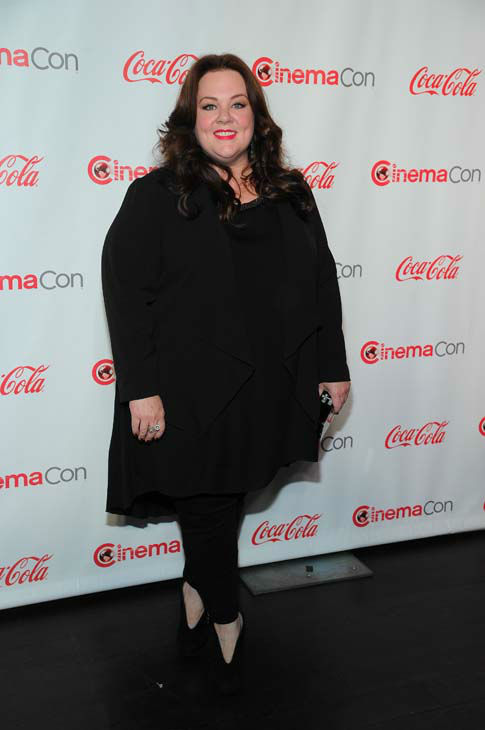 Melissa McCarthy arrives at the Cinemacon Big Screen Awards red carpet and receives Female Star of the Year Award at Caesars Palace, April 18, 2013, Las Vegas, NV &#40;Photo by Al Powers&#47;Powers Imagery&#47;Invision&#47;AP&#41; <span class=meta>(AP Photo&#47; Al Powers)</span>