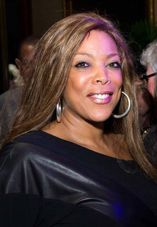 "<div class=""meta image-caption""><div class=""origin-logo origin-image ""><span></span></div><span class=""caption-text"">In this March 25, 2011 file photo, TV personality Wendy Williams attends Aretha Franklin's 69th birthday party, in New York. Williams is the host of a new game show on GSN called ""Love Triangle."" (AP Photo/Charles Sykes, file) (AP Photo/ Charles Sykes)</span></div>"