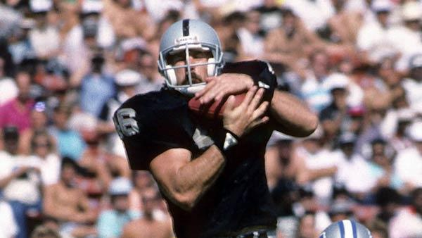 Former Raiders tight end and five-time Pro Bowler Todd Christensen died from complications during liver transplant surgery. He was 57. (AP Photo/NFL Photos)