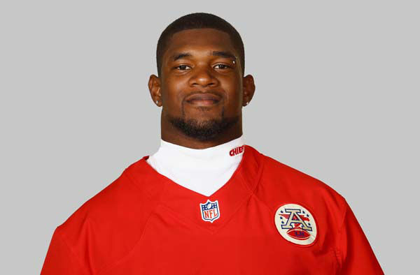 This is a 2012 photo of Jovan Belcher of the Kansas City Chiefs NFL football team. This image reflects the Kansas City Chiefs active roster as of Thursday, July 5, 2012 when this image was taken. &#40;AP Photo&#41; <span class=meta>(AP Photo&#47; KV)</span>