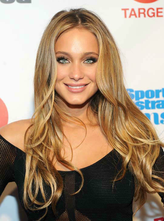 Model Hannah Davis attends the 2013 Sports Illustrated Swimsuit issue launch party at Crimson on Tuesday, Feb. 12, 2013 in New York. &#40;Photo by Brad Barket&#47;Invision&#47;AP&#41; <span class=meta>(AP Photo&#47; Brad Barket)</span>