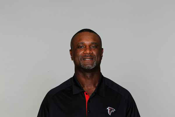 Atlanta special teams coordinator Keith Armstrong has ties to Bears GM Phil Emery.  &#40;AP Photo&#41; <span class=meta>(AP Photo&#47; KV)</span>