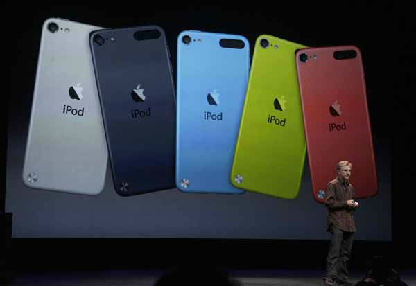 "<div class=""meta image-caption""><div class=""origin-logo origin-image ""><span></span></div><span class=""caption-text"">Greg Joswiak, Apple?s vice president of Hardware Product Marketing, speaks during an Apple event in San Francisco, Wednesday, Sept. 12, 2012. (AP Photo/Jeff Chiu) (AP Photo/ Jeff Chiu)</span></div>"