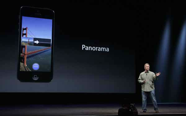 "<div class=""meta image-caption""><div class=""origin-logo origin-image ""><span></span></div><span class=""caption-text"">Phil Schiller, Apple's senior vice president of worldwide marketing, speaks in front of an image of the iPhone 5 during an Apple event in San Francisco, Wednesday, Sept. 12, 2012. (AP Photo/Jeff Chiu) (AP Photo/ Jeff Chiu)</span></div>"
